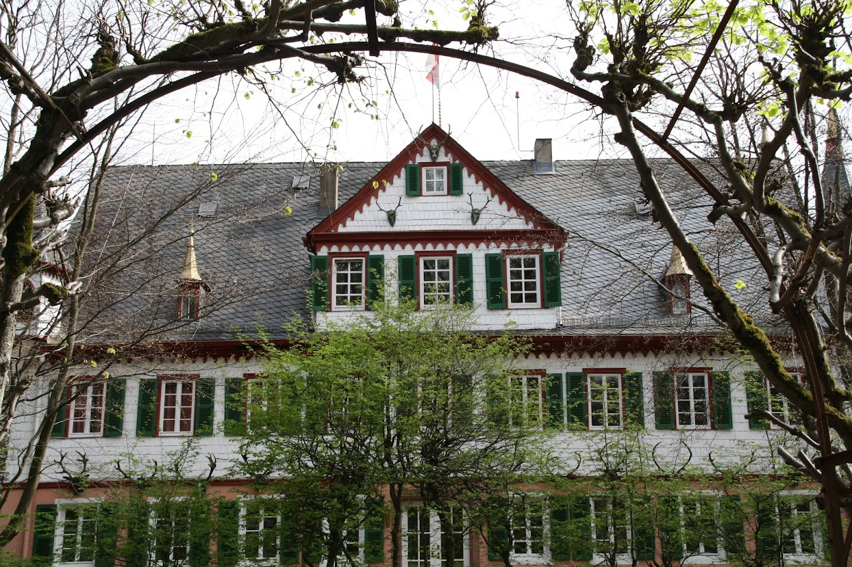 Jagdschloss Eulbach
