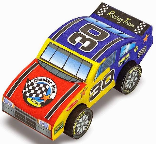 Một vài cách trang trí xe đua số 30