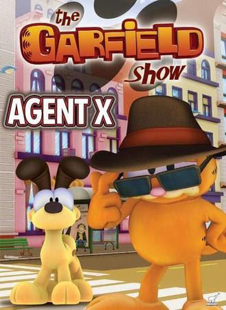 918qi Download   The Garfield Show Agent X   DVDRip AVi (2012)