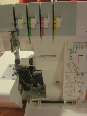 Demystifying the Serger/Overlocker