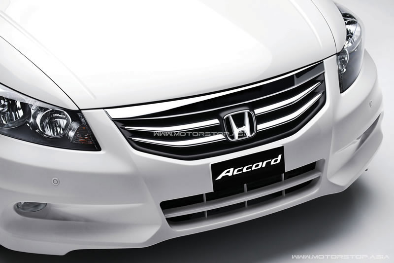honda accord facelift 2011 2 Honda Accord Facelift 2011 [Price + Pictures]