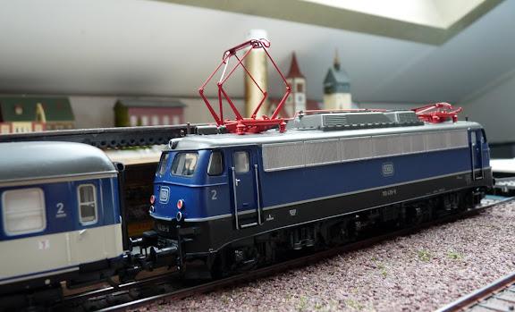Märklin 26512: Olympia-Express