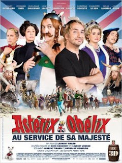 Astérix y Obélix: Al servicio de su majestad (2012) pelicula hd online
