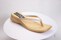 V-post vegan sandal ethically made in the UK