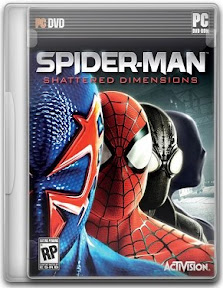 PC SpiderMan Shattered Dimensions + Crack