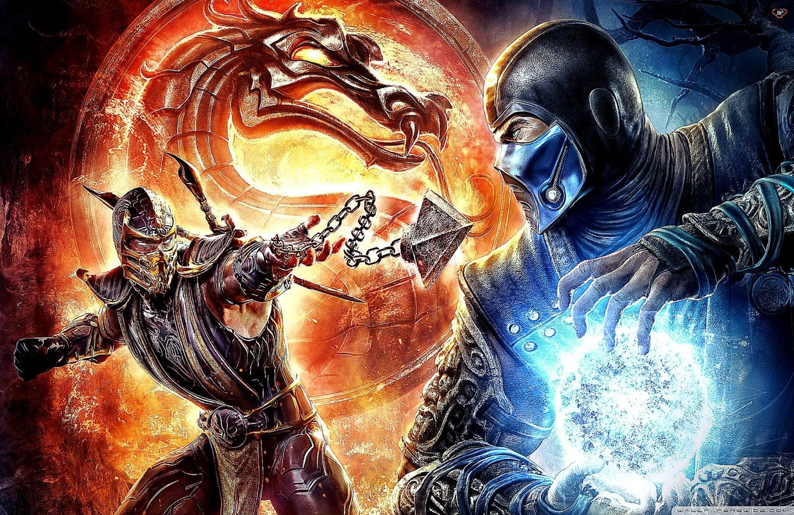 Mortal Kombat Wallpapers   Full HD wallpaper search