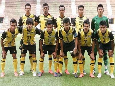 Malaysia vs Korea Selatan 23 Jun 2012