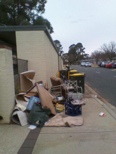 watson dumping