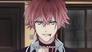 Diabolik Lovers Dropped Screenshot 5