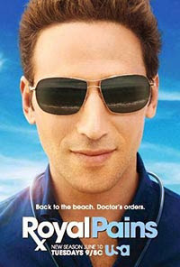 Royal Pains S06E06 Everybody Loves Ray, Man Legendado