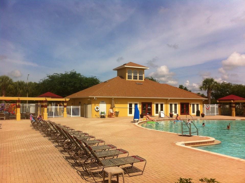 Oakstead pool