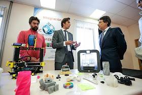 Impresoras 3D para todos los Institutos de Educación Secundaria madrileños