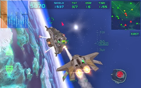 Fractal Combat X (Premium) v1.0.10.0 for Android