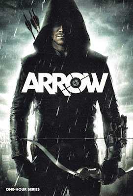 Plakat filmu: Arrow