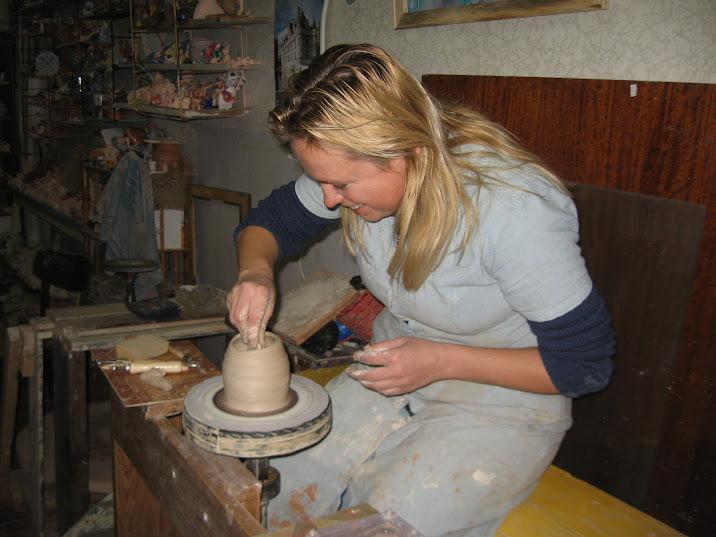 кружок для взрослых по керамике гончарству
