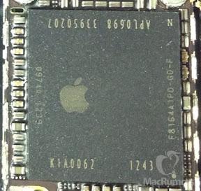 iPhone5SのAチップ