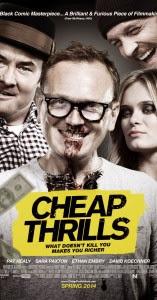 Kịch Tích Mà Rẻ Tiền - Cheap Thrills poster