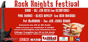 Rock Knights Festival 2012