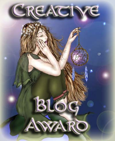 A Storybook World Creative Blog Award