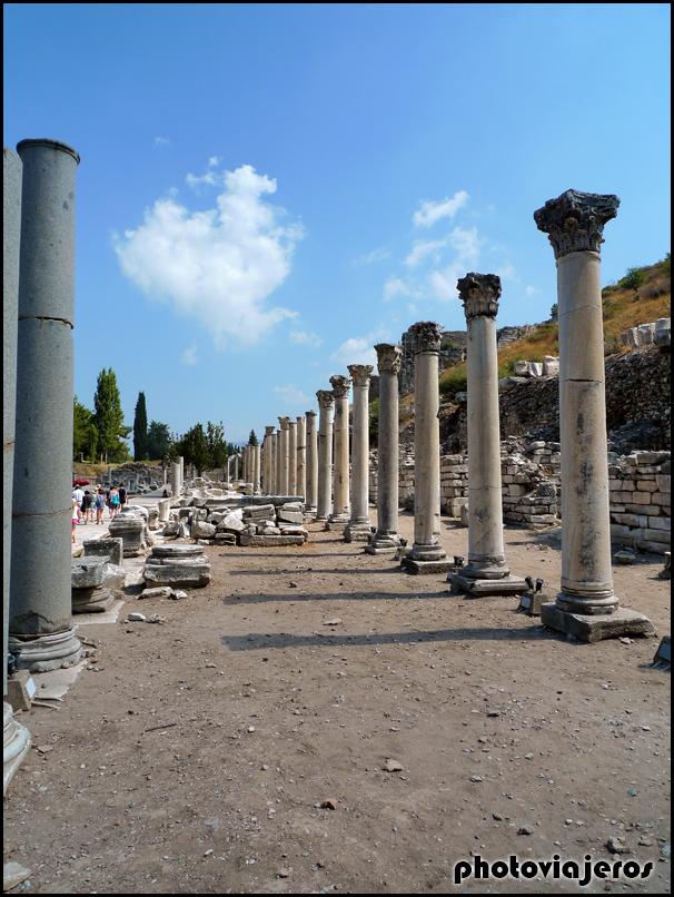 Ágora Comercial de Efeso