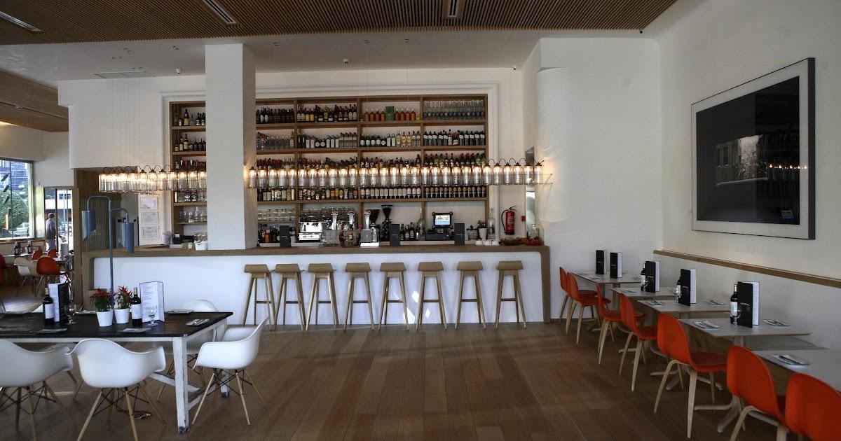 Revisión Interior: Restaurante Lateral - Castellana 89