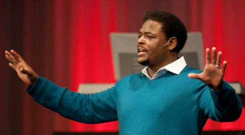 Nfl Pro Bowler Derwin Gray Discusses Youth Ministry