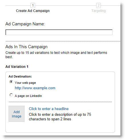 LinkedIn Ads Wizard