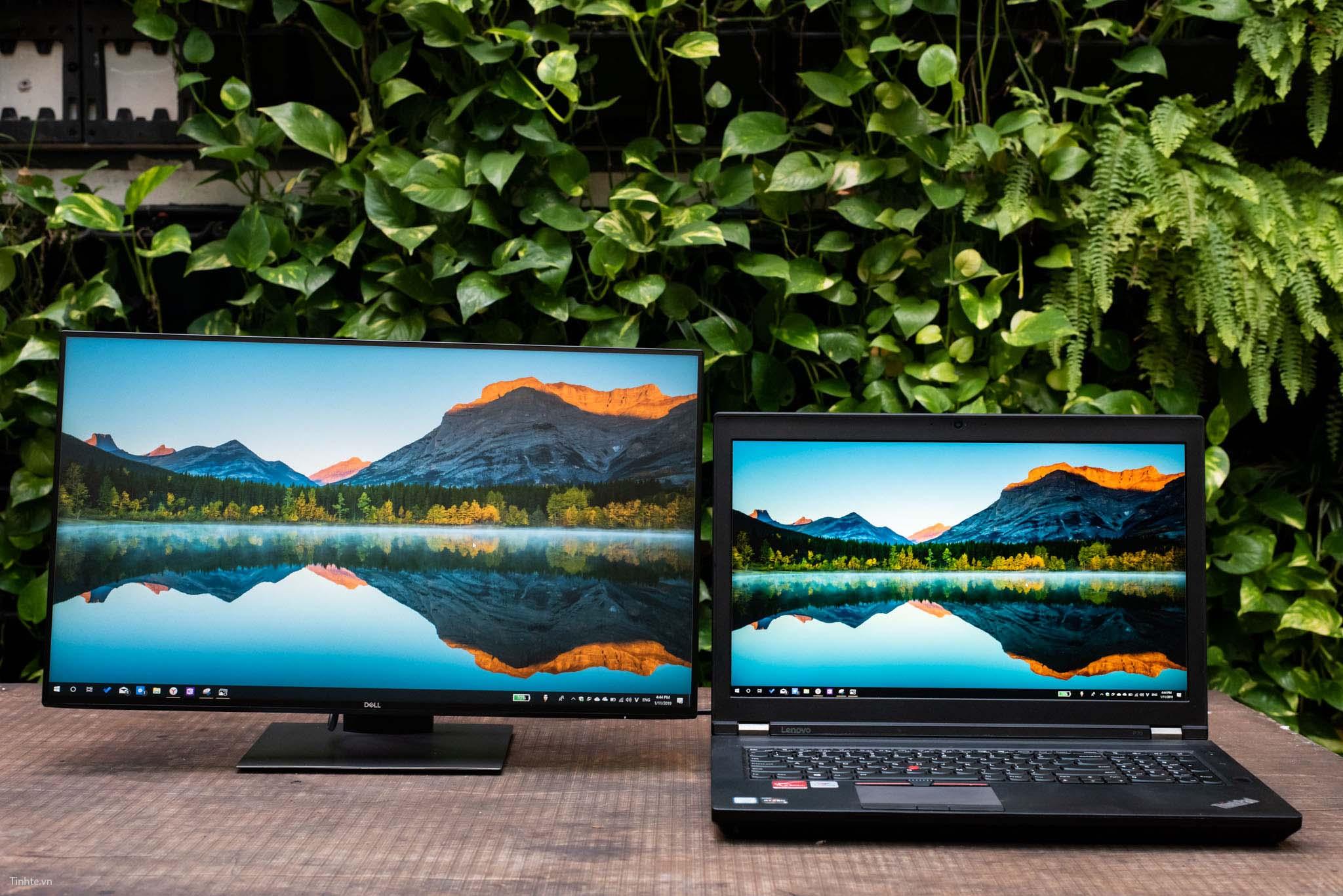 Đánh giá màn hình Dell UltraSharp