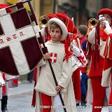 PALIO DI ASTI 2014: sfilata dei bambini
