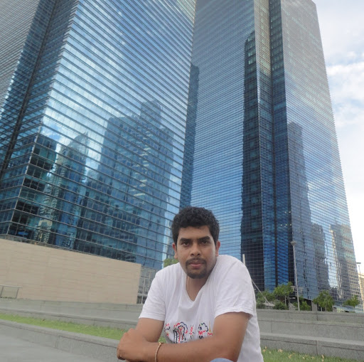 Profile picture of Rajesh Nair
