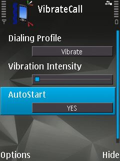 ThinkChange VibrateCall