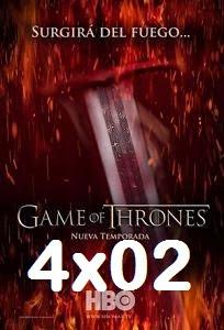Juego de Tronos Temporada 4×02