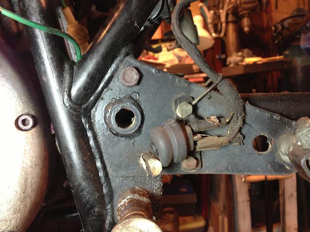 1967    B44 Victor Rebuild