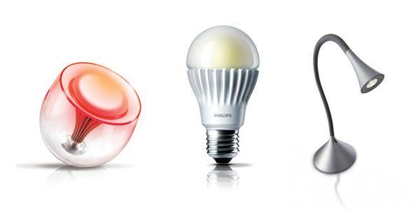 Lampu LED, lampu elegan yang hemat energi dan ramah lingkungan
