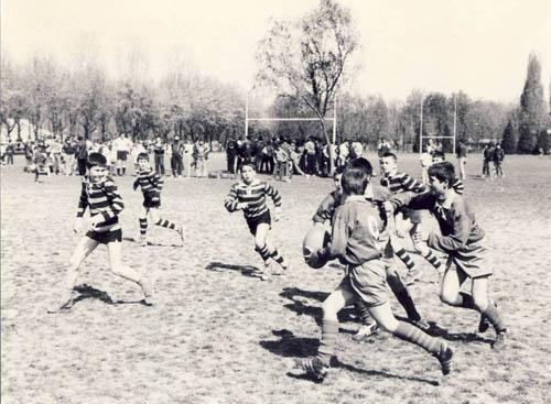 1981. Daciada - Bucharest Cup Rugby