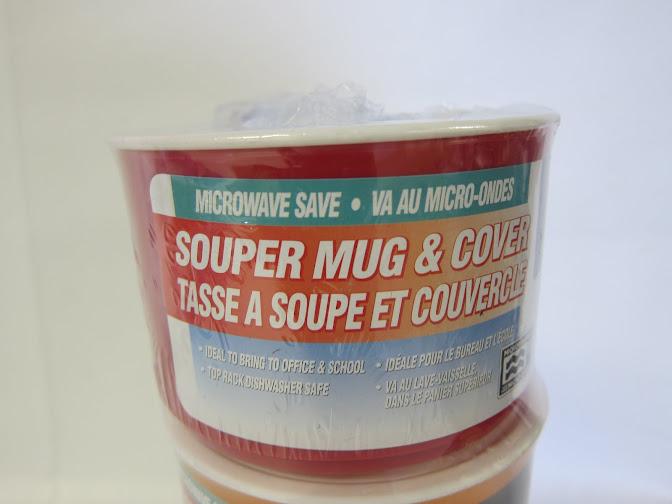 Soup Mug with Lid