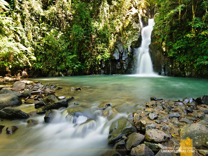 Conquering Mambukal's Seven Waterfalls