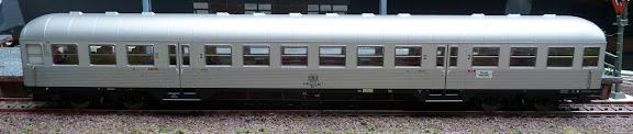 Marklin 26543: Buurtverkeersrijtuig Bnb 720 Silberling, 2de klasse