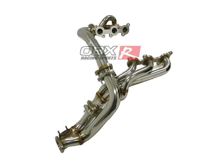 OBX Exhaust Header Manifold 95 96 97 98 99 00 01 Toyota T 100 3 4L 6 Cyl