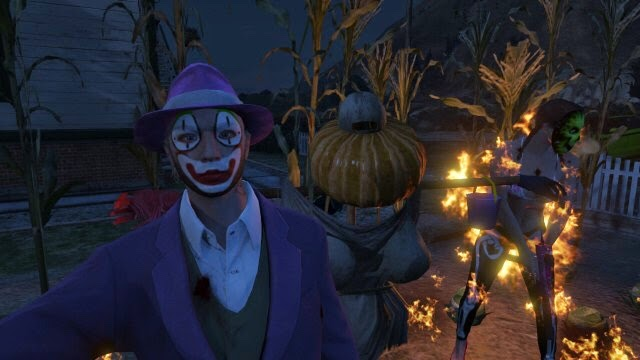 Jenna's blog: GtaOnline Halloween weekend special event