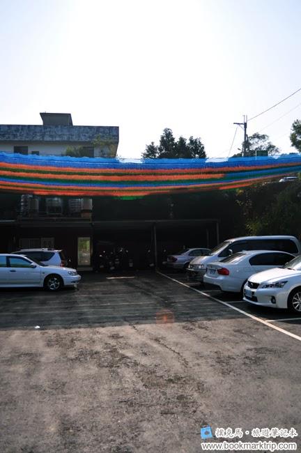 品香牛奶火鍋城停車場