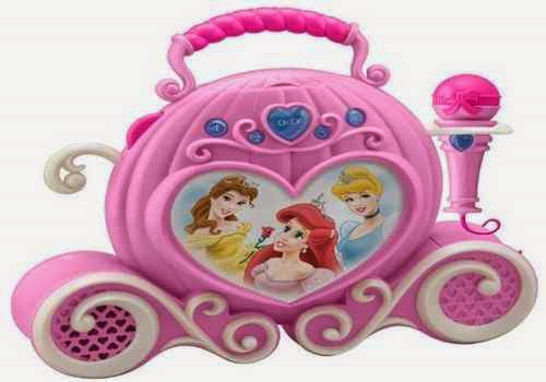 Karaoke Ideas para fiesta de princesas
