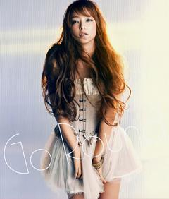 Namie Amuro - Go round / Yeah-oh [CD + DVD] | Single art