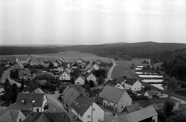 Kirchfarrnbach Blick nach Osten