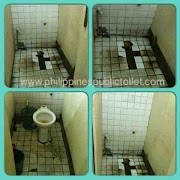 Public Toilet: Quezon City Central Post Office