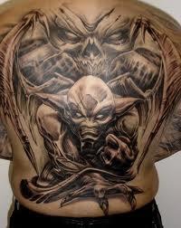tatuaze demony