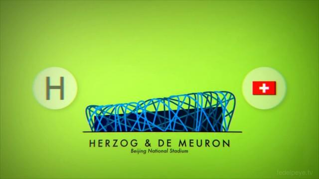 *ABC建築師 A~Z 26個英文字母創意動畫:介紹世界各國特色建築的趣味短片! 6