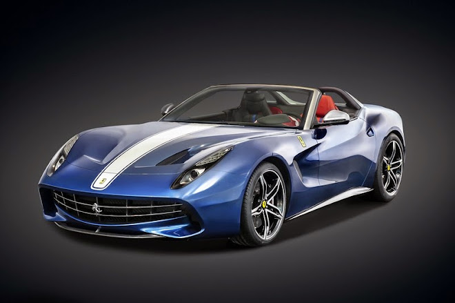 BREAKING - Ferrari F60America unveiled!