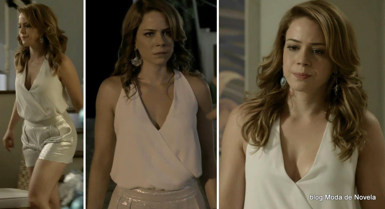 moda da novela Império, look da Cristina dia 2 de janeiro de 2015