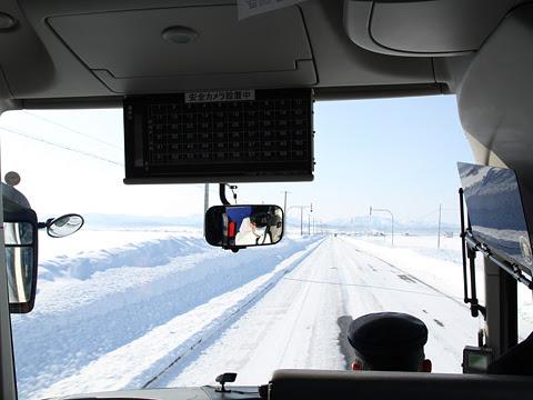 沿岸バス「留萌旭川線」快速便 ・709 車窓 その2
